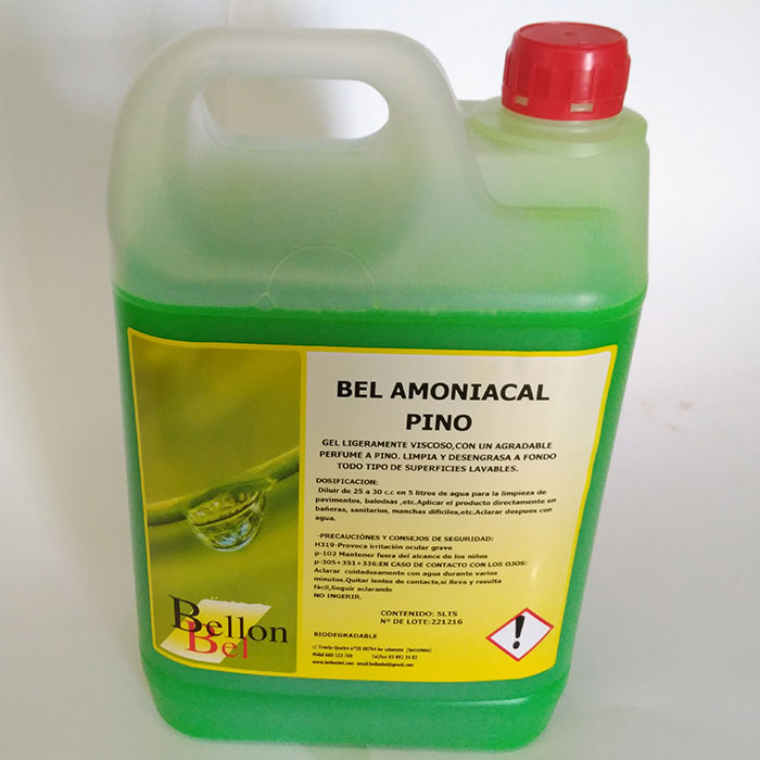 Bel Amoniacal Pino